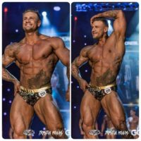Classic Physique – Muscle Model